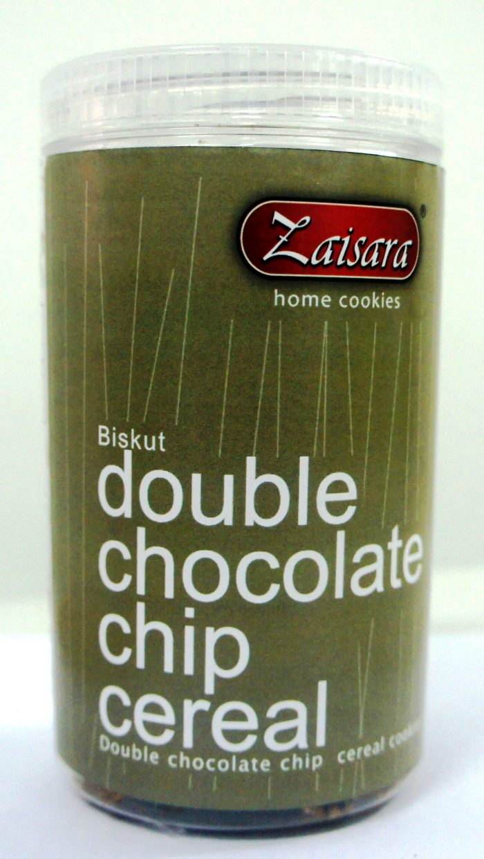 DOUBLE CHOC CEREAL